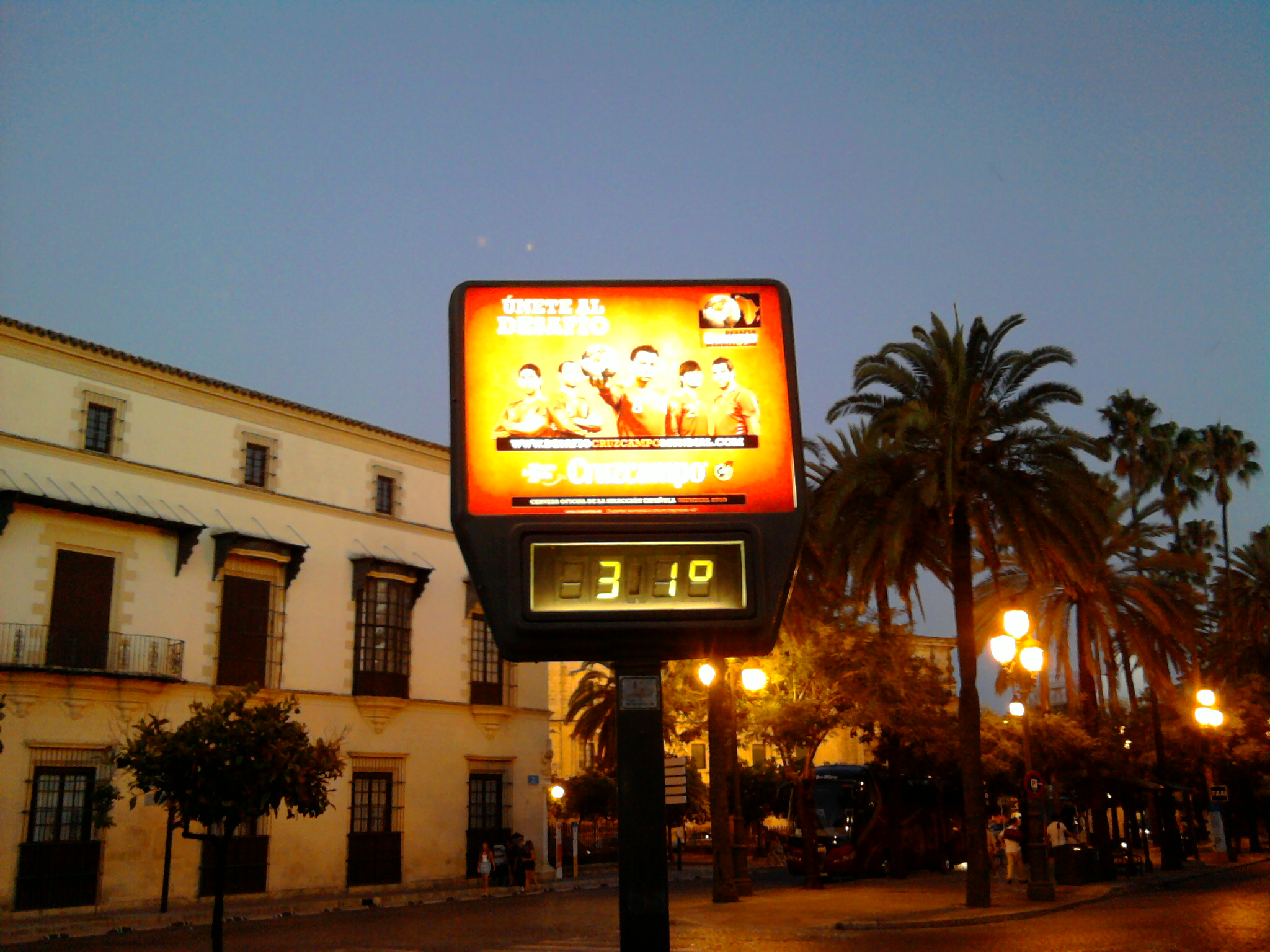Summer in Jerez 2010